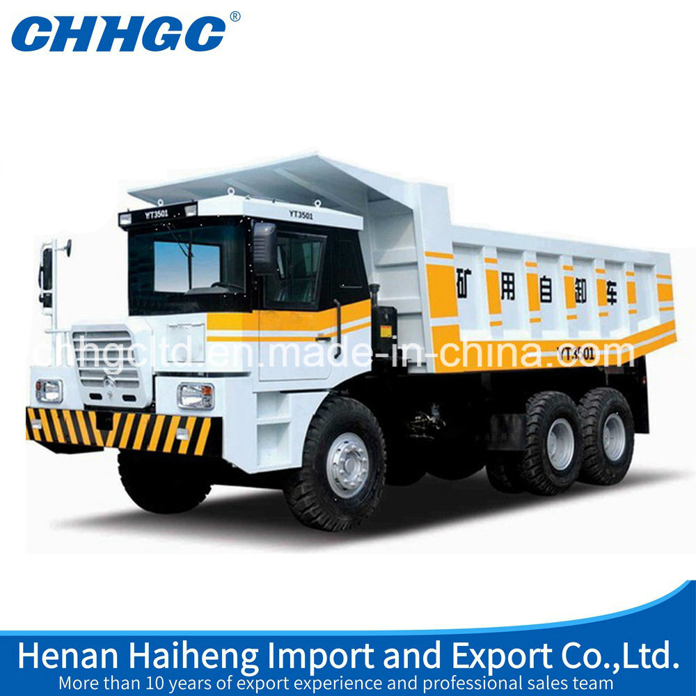 Military Quality 100t Rigid Mining Dump Truck for Sale