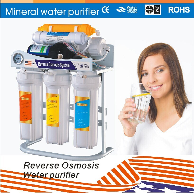 Mineral Water Purifier RO Water Purifier Direct Drinking Machine