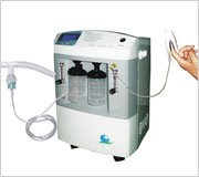 5L Oxygen Concentrator with Dual Flows