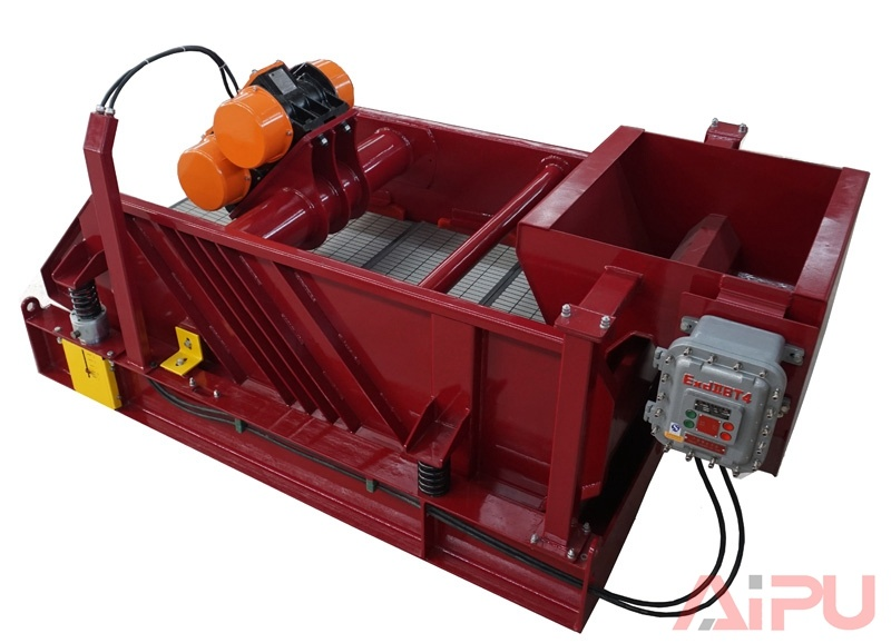Hunter Series Shale Shaker in Drilling Mud Solids Control