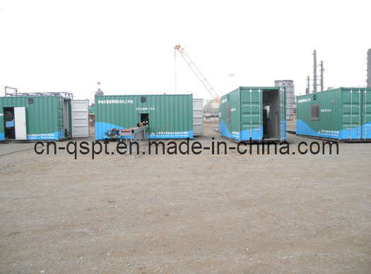 Pipe Prefabrication Production Line (CONTAINERIZED TYPE)