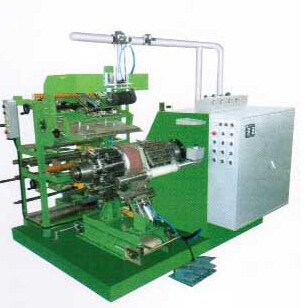 Motorcycle / Bicycle Tyre Making Machine / Inner Tube Making Machinery