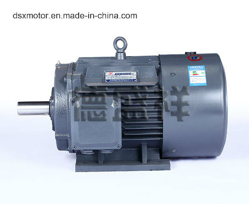 4kw Three-Phase Induction Motor Electric Motor AC Motor