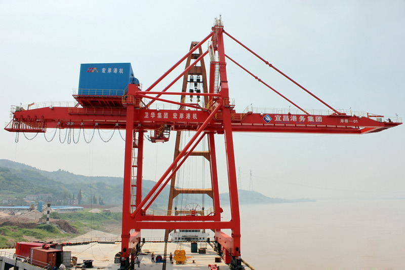 Ship to Shore Container Crane (quay crane, sts)