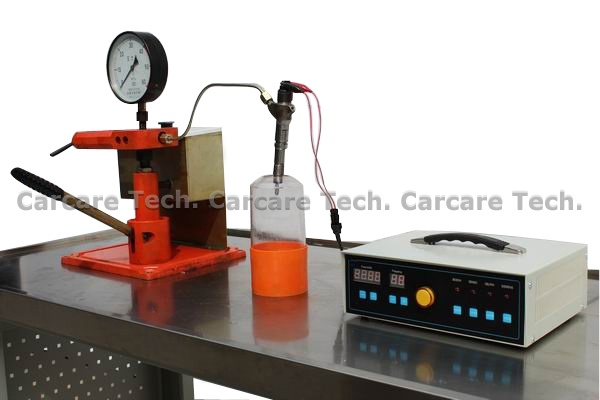 Portable Intelligent Fuel Injection Test Set Made in China