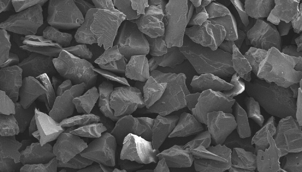 Brown Fused Alumina Abrasive
