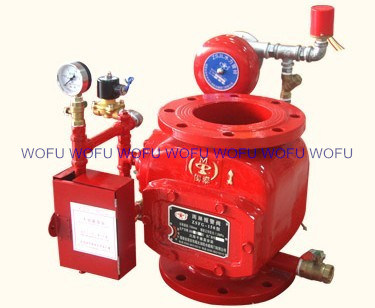 Deluge Alarm Valve for Water System
