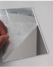 Decorative Self-Adhesive 4X8 Mirror Sheet