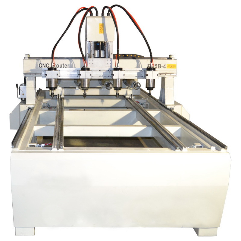 2D &3D Engraving, 3 Axis & 4axis, , Multi Function, 1325 Woodworking CNC Router