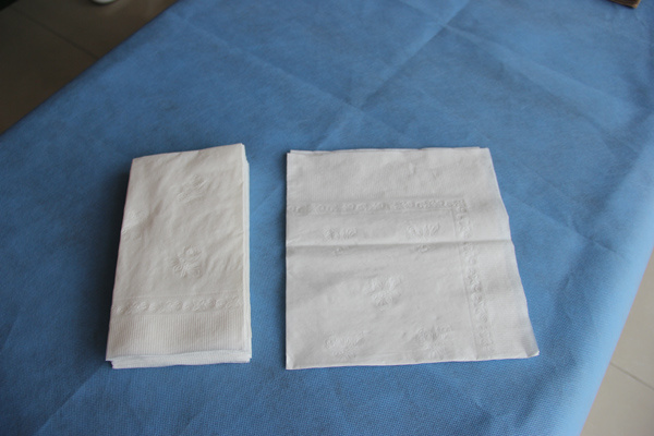Dispenser Napkin 1ply 20.5cm X 21cm
