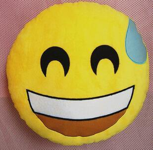 2016 Hot Selling Emoji Pillow