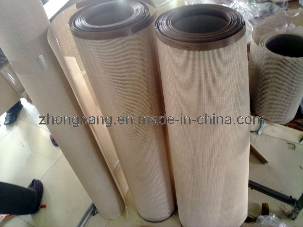 China Ptfe Coated Fiberglass Mesh Fabric Photos Pictures