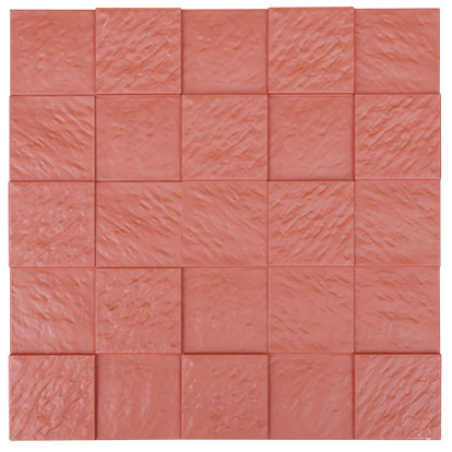 Building Material 3D FRP Water Proof Wall Panel