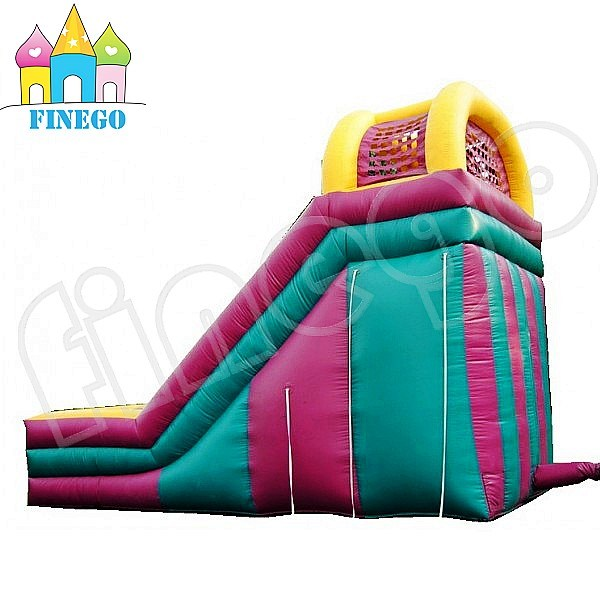 Commercial PVC Double Lane Kids Giant Inflatable Slide for Sale