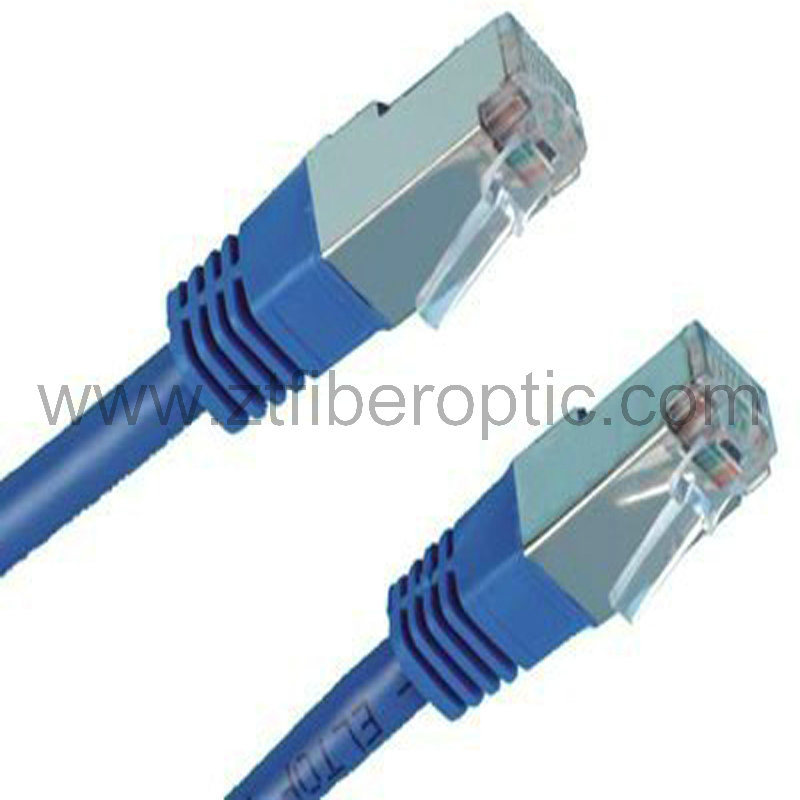 Cat5e/CAT6 UTP/FTP RJ45 Patch Cord