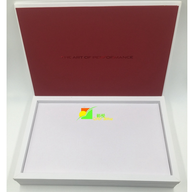 High Quality Deluxe Paper Packing Gift Box