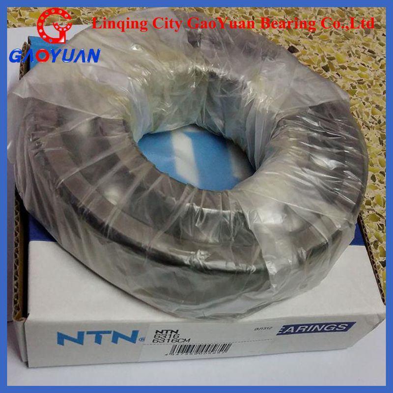 High Speed! Deep Groove Ball Bearing 6316 (NTN/SKF)