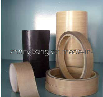 High Density PTFE Coated Fiberglass Adhesive Tape/Fabrics
