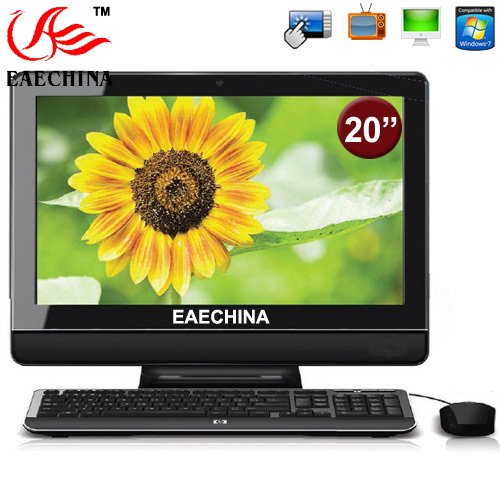 "Eaechina 22"" All in One PC 1080P Infrared Touch WiFi Bluetooth Wall-Mounted (EAE-C-T2201)"