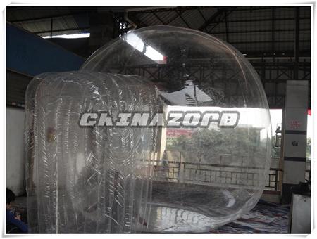 Transparent PVC Inflatable Bubble Tent for Sale