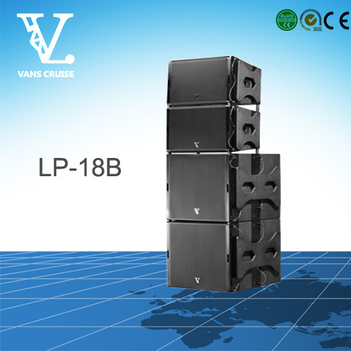 New Product Lp-18 Single 18inch Line Array Bass Speaker