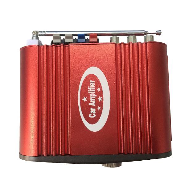 Car Amplifier Ty-820 New Model