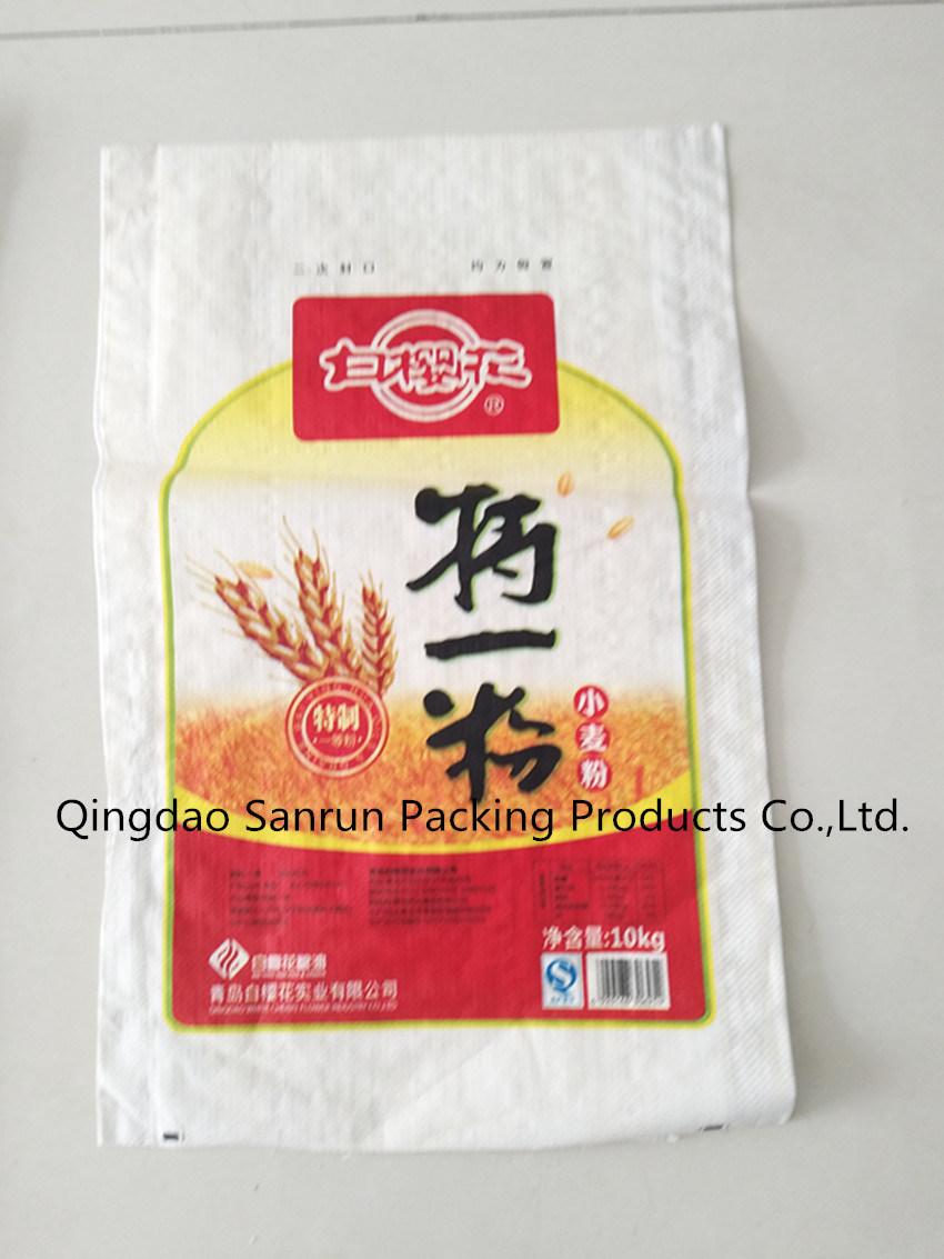 Plastic Woven Bag for Flour