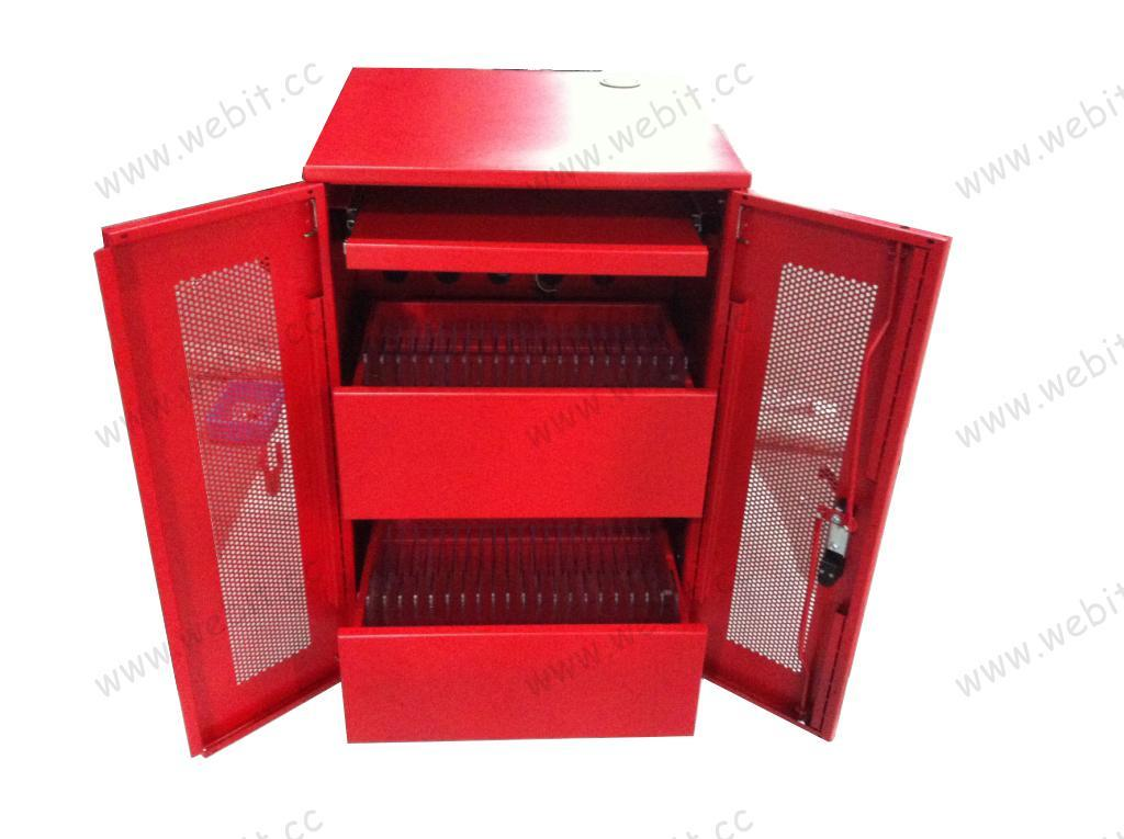 """19"""" Laptop Cabinet for Charging (WB-CC-A)"""