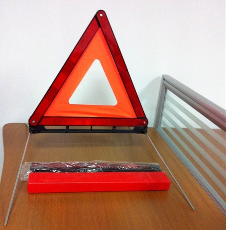 High Visibility Reflective Warning Triangle for Auto ECE R27 (HX-D8A)