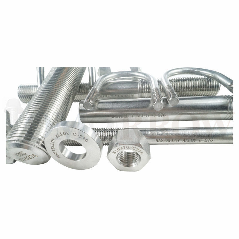 Hot Selling High Quality Exotic Alloy Hastelloy C-276 Threaded Stud