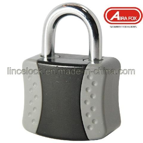 Padlock/Brass Padlock ABS Coated/Aluminium Alloy Padlock ABS Coded//Waterproof Padlock (602)