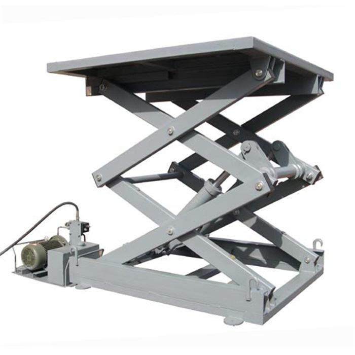 Hydraulic Stationary Scissor Lifting Equipment