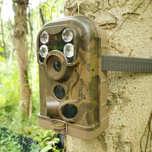 2017 Newest Product 1080P 12MP Digital Hunting Trail Scounting Game Camera