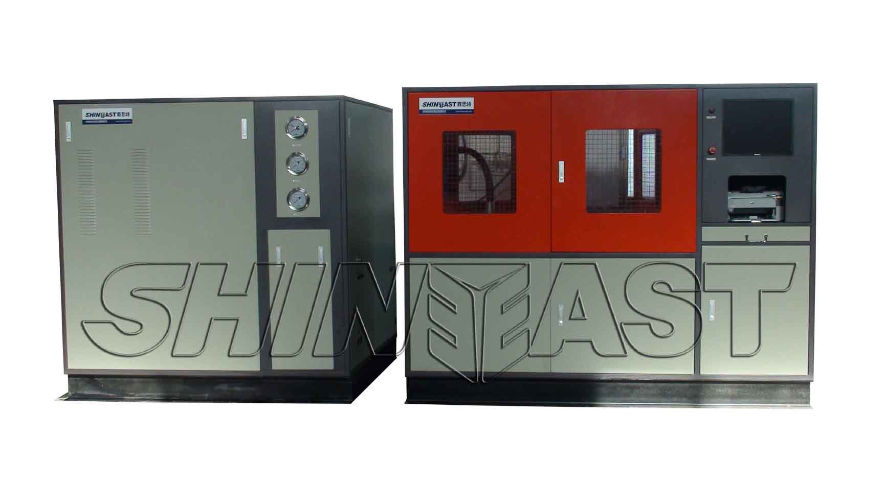 Impulse Pressure Test Bench (SPT80)