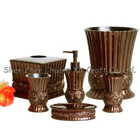 China bathroom accessories set china bathroom for Bathroom accessory sets