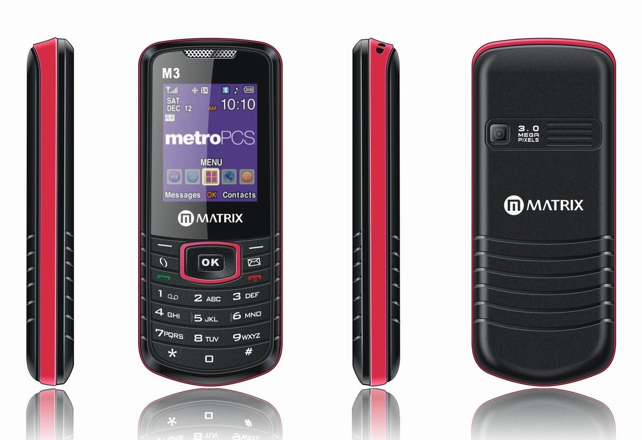 Matrix M Series M3 Low End Mobile