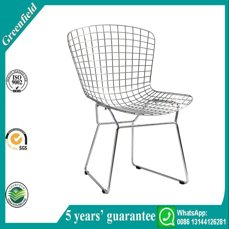Wire Bertoia Side Chair