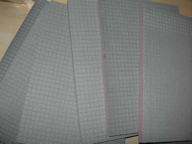 Tile Backer Board ~ China tile backer board insulation thermal