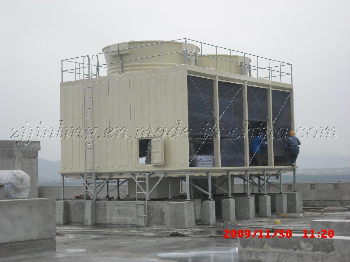 Cross Flow Rectangular Open Type Cooling Tower
