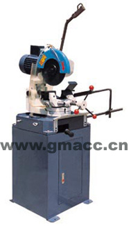 Pipe Metal Disk Saw Machine (GM-DS-350F)