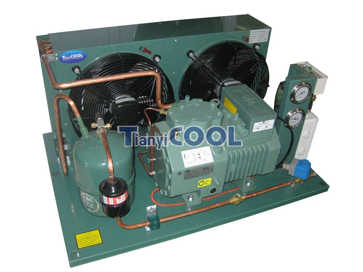 Bitzer Semi Hermetic Condensing Unit condensing unit buckeyebride com bitzer condensing unit wiring diagram at soozxer.org