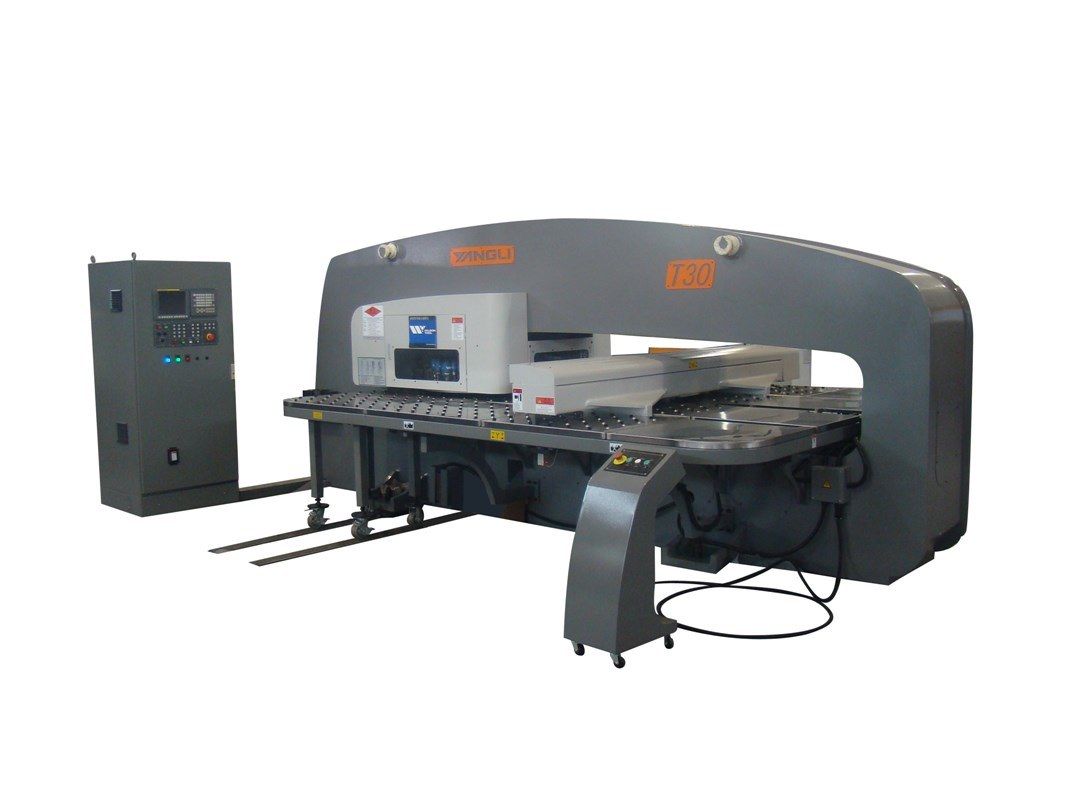 T30 CNC Turret Punching/Punch Machine