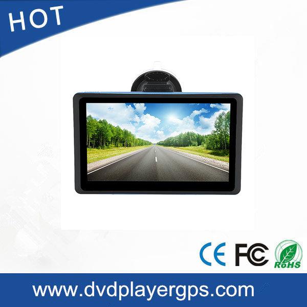 7 Inch in-Dash One DIN DVD/GPS/Dtv (VD-7901GPS)