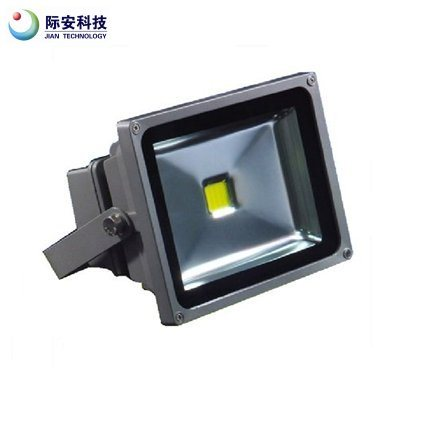 Green White 50W 220V 5000lm LED Floodlight