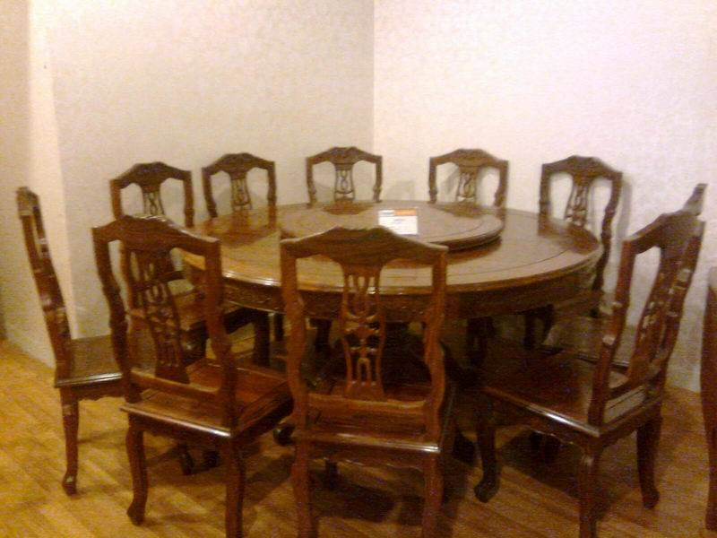 China Antique Rose Wood Dining Set 1 Table With 10 Chairs  : Antique Rose Wood Dining Set 1 Table With 10 Chairs from www.made-in-china.com size 800 x 600 jpeg 55kB