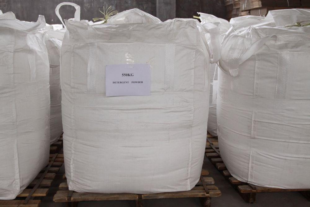Bulk Washing Powder in 500kg Packing