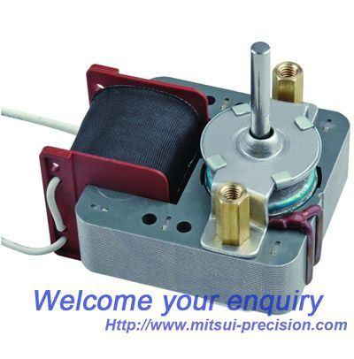 China shaded pole change speed motor mc yc0080 china for Shaded pole induction motor