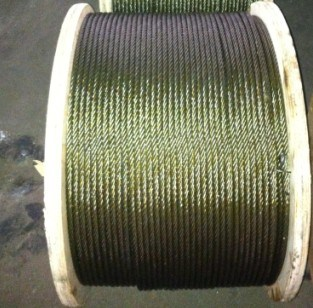 Steel Wire Rope with Slight Grease
