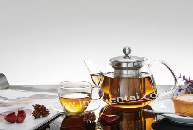 Heat Resistant Tea Maker Tea Glass