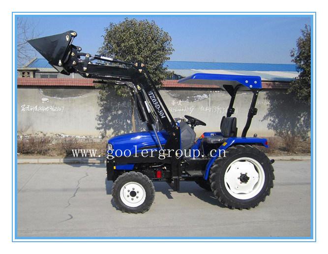 front loader tractors, front loader tractors Manufacturers